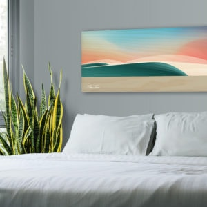 san diego surf art prints