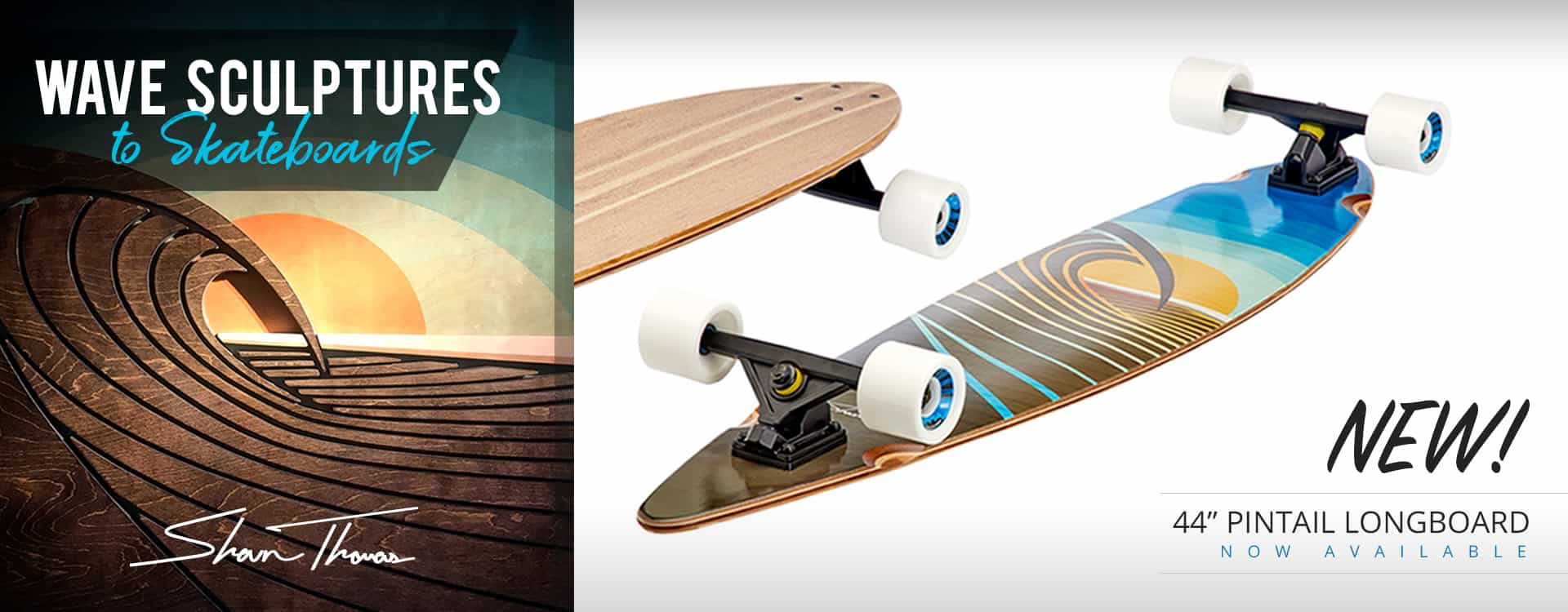 Longboard Skateboard, cruiser board, shaun Thomas